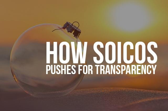 Transparency, a Key Factor