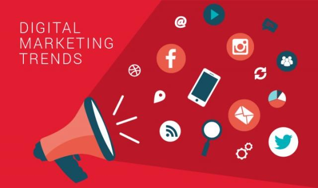 Digital Marketing Trends That Will Define 2017